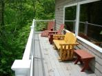 Take In Some Sun On The Deck