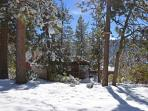 Boulder Bay Getaway after a snow storm