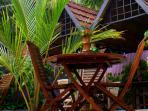 Garden Area of Asia Inn Villa Retreat