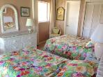 2nd Bedroom with Full and Twin Beds (sleeps 3)