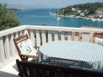 Captain Villa Balcony seaview