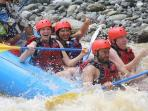 Your personal concierge will be happy to set you up on adventure day-trips such as rafting