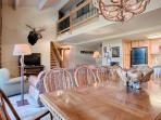 Dining Area Seats 14