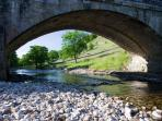 One of Kettlewells bridges