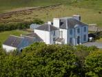 Kilchoman House set in 37 Acres of Farmland