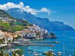 The breathtaking Amalfi!