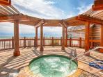 Hot Tub w/ Gulf View