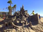 Have Fun, Fun, Fun at the Annual Sand Castle Event in Imperial Beach July 14-15, 2017