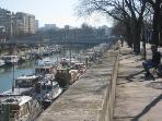 Bastille / Pont de l'Arsenal