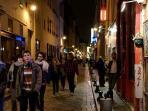 Bastille / Le soir