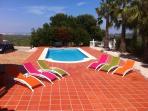 Sun Terrace & Pool