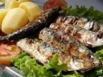 Grilled Sardines - Give it a try!