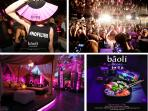 Nightlife in Cannes. I recommend: ART DEPARTMENT 's party at Bâoli Cannes !