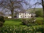 Large Self Catering Scottish Borders Vacation Home