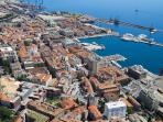 Rijeka by air CENTER