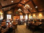 Full Service Dinning & Bar At The Country Club (Offering Lunch,Dinner & Sunday Brunch)