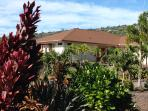 Hale Kahula - easy gated  access. Ample parking on property with garage.