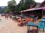 Mirissa beach (2.2km from the property)