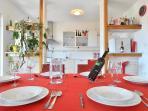 Kitchen with all utensils