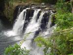 chute d'eau Roc