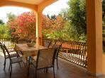 veranda esterna di pertinenza esclusiva