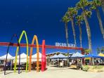 Imperial Beach Farmers Market held Friday Afternoons at the Pier