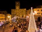 Spend the Holidays in Magical Cortona
