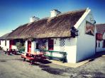 The Beach Bar at Aughris