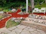 Shared Rock Patio