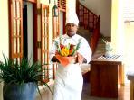 Our wonderful chef