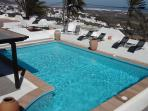 Fantastic villa ,Private HEATED POOL and JACUZZI near the cost