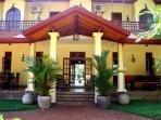 Front of Suhada Villa