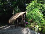 Vanil Vaness riverside hut