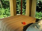 Ambazaman bed and view