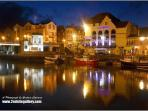 Weymouth Harbour 15 minute walk from Cottage