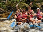 WhiteWater Rafting (3 in Area)