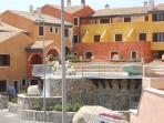 piscina  del borgo punta villa