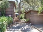 Quiet and secluded location. Street view.  Pet friendly too!