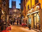 Christmas in Cortona is MAGIC!