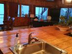 View standing in kitchen