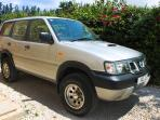 Nissan Terrano Included