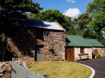 Barns in Front Garden