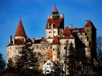 Bran Castle of Vlad Tepes (Count Dracula)