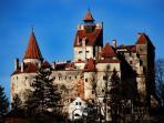 Bran Castle of Vlad Tepes (Count Dracula)