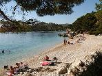 Beach in Mlini