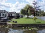 Accessible / Disabled Horning / Riverside Cottage