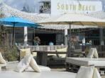 Stop for lunch or a sundowner at South Beach
