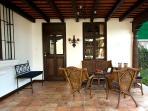 Villa Santa Ana - Outside Terrace