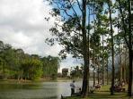 Sabana Park walking distance
