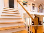 Stairs to 2nd Level Bedrooms